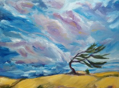 In the Wind 2, Karen Huss