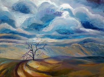Rain, Karen Huss