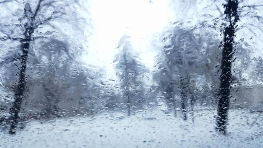 Winter through Glass, Karen Huss