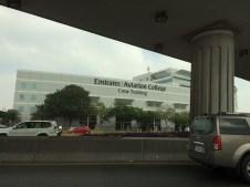 Emirates Aviation College, Crew Training Builging