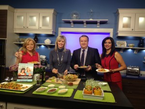Canada AM behind the scenes