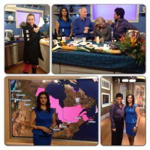 Behind the scenes of CANADA AM
