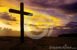 christian-cross-sunset-28820686