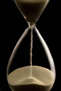 sands in hourglass