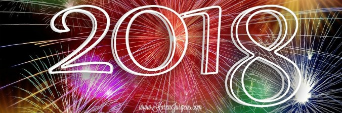 Happy New Year by Karen Jurgens