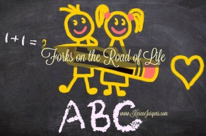 Forks on the Road of Life by Karen Jurgens
