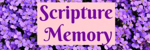 The Fruit of the Spirit Bible Study Week 20: Sabbath Scripture Memory by Karen Jurgens