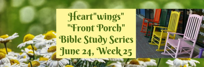 The Fruit of the Spirit Bible Study by Karen Jurgens Week 25 Patience