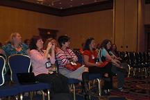 Online Promotion workshop, back into an even better attended workshop 2