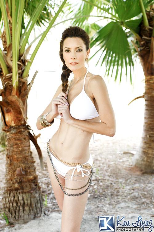 Swim Fitness Karen Leblanc Actress Host Spokesperson