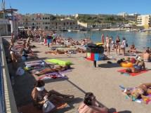 Malta Valletta 14th 16th September. ' Jaded