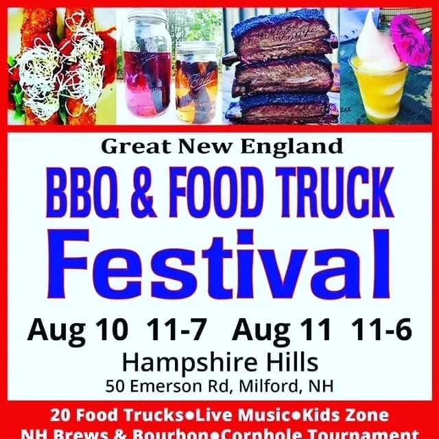 BBQ & Food Truck Festival
