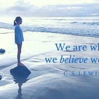 Everything I know about believing in myself I learnt from watching my kids.