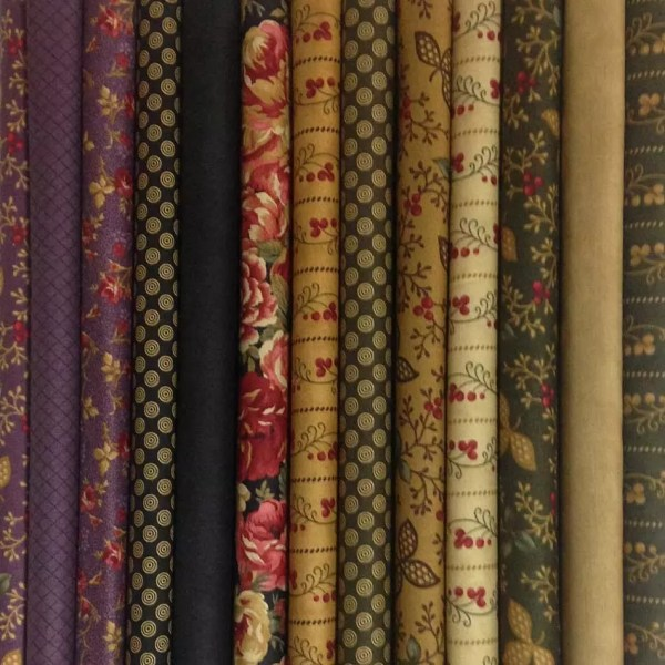 Moda Fabric Fat Quarters