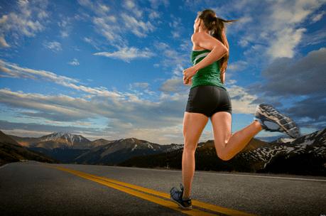 running and euphoria