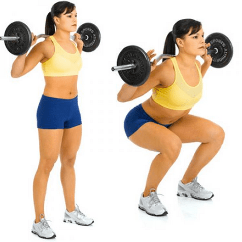 the perfect squat
