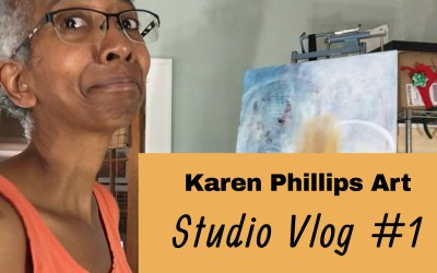 Studio Vlog #1
