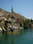 Underwater mosque