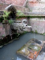 ancient well in Bhaktapur