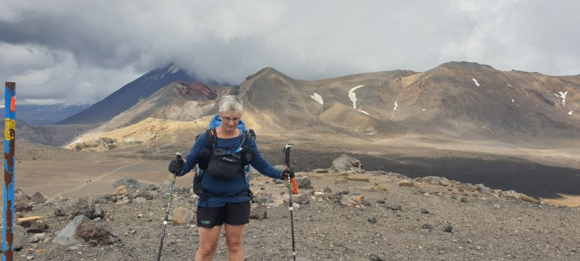 Day 51-53 Tongariro Crossing then 2 rest days. 12-14 Dec 2019