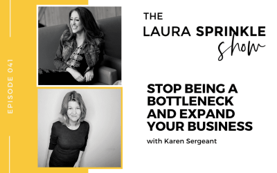 My Interview on the Laura Sprinkle Show