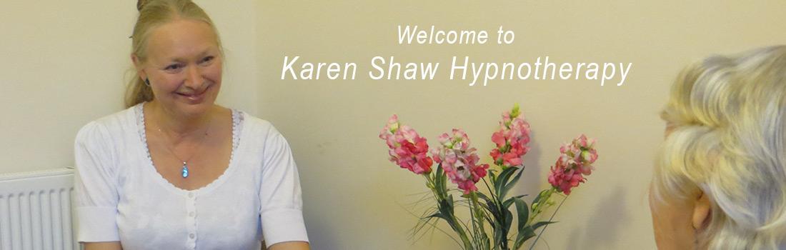 Karen Shaw Hypnotherapy