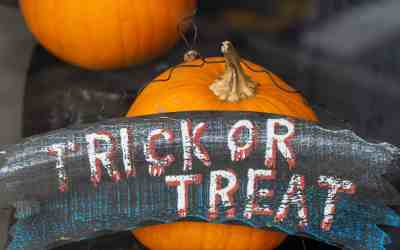 eating your kids' halloween candy