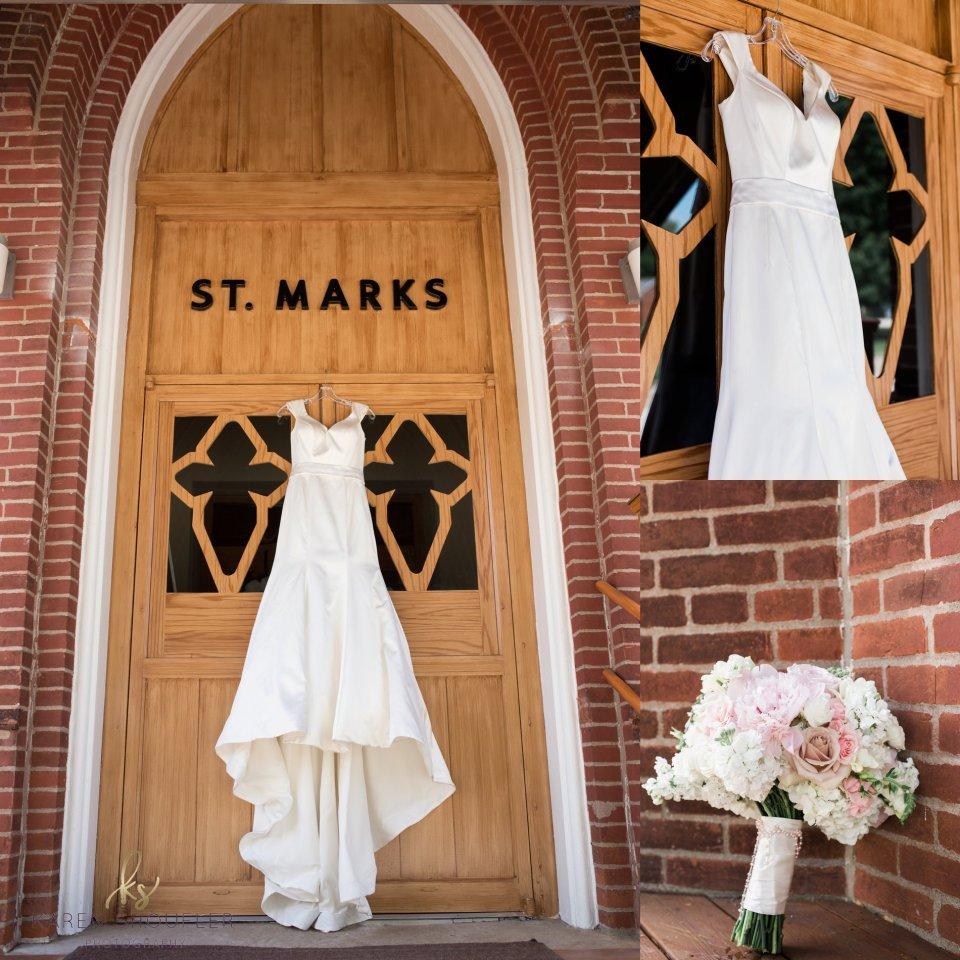 St Mark's Winchester Wedding www.karenshoufler.com