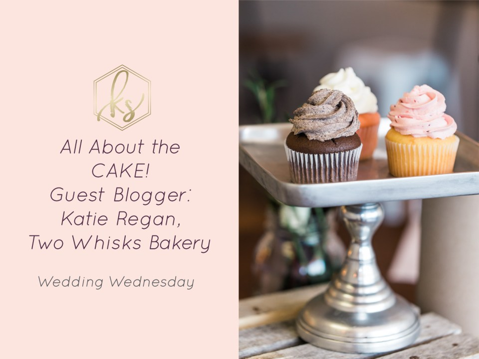 All about ordering your wedding cake