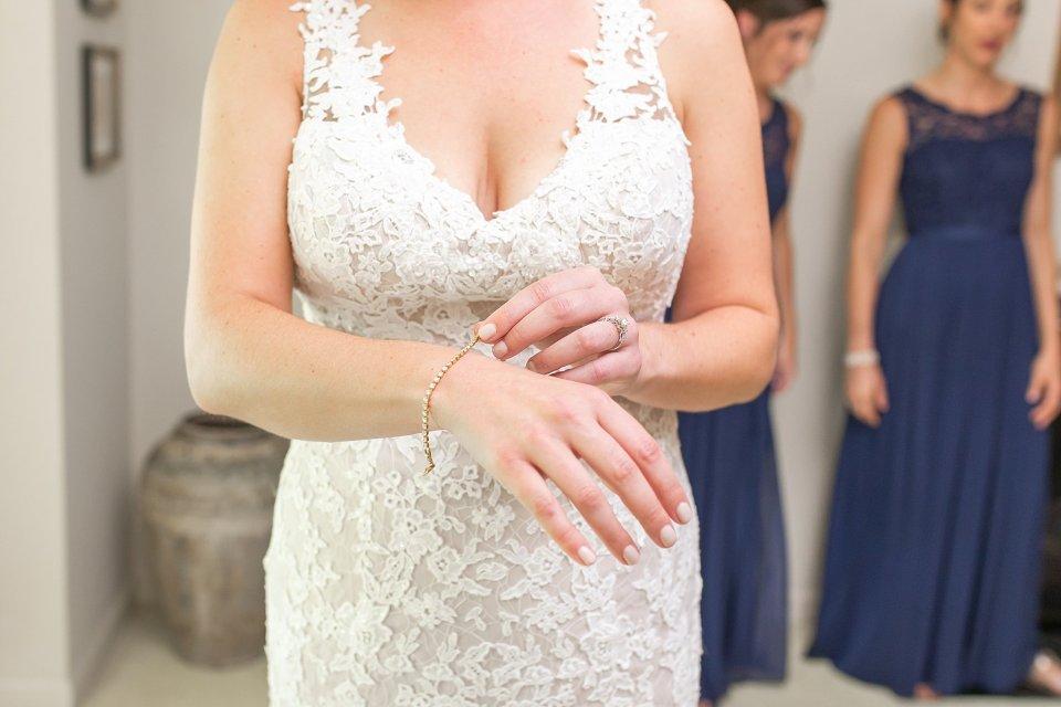Bridal detail by Karen Shoufler Photography