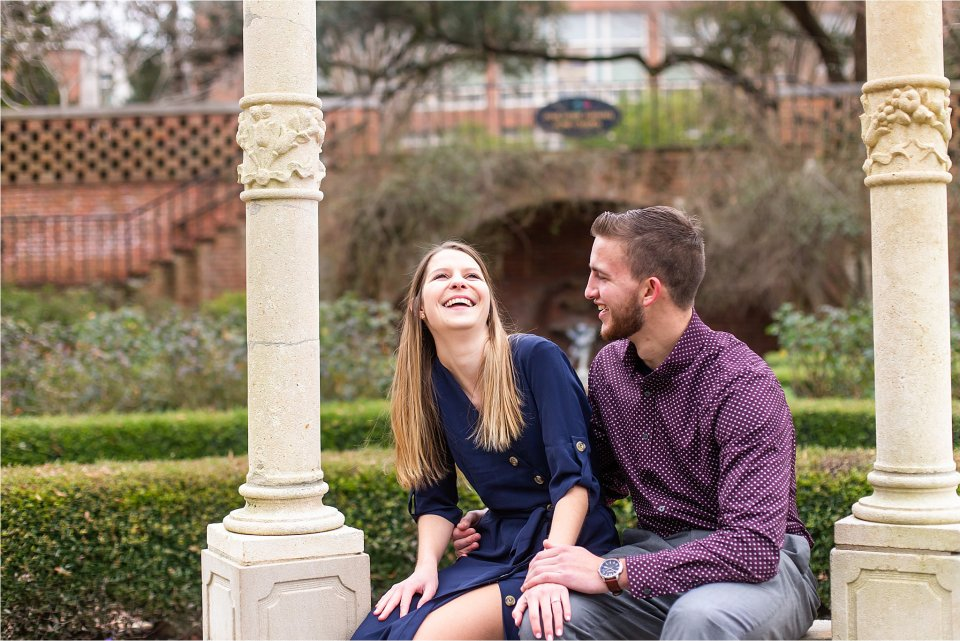 Furman University Engagement Session