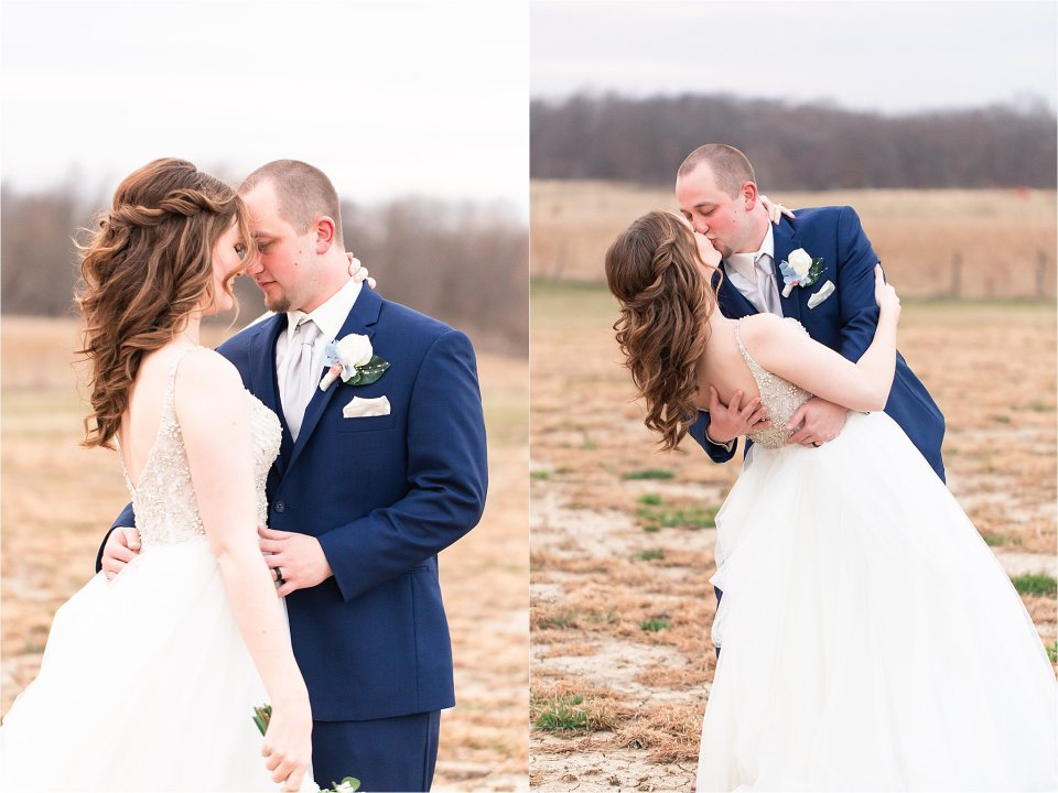Central Illinois Homestead Wedding