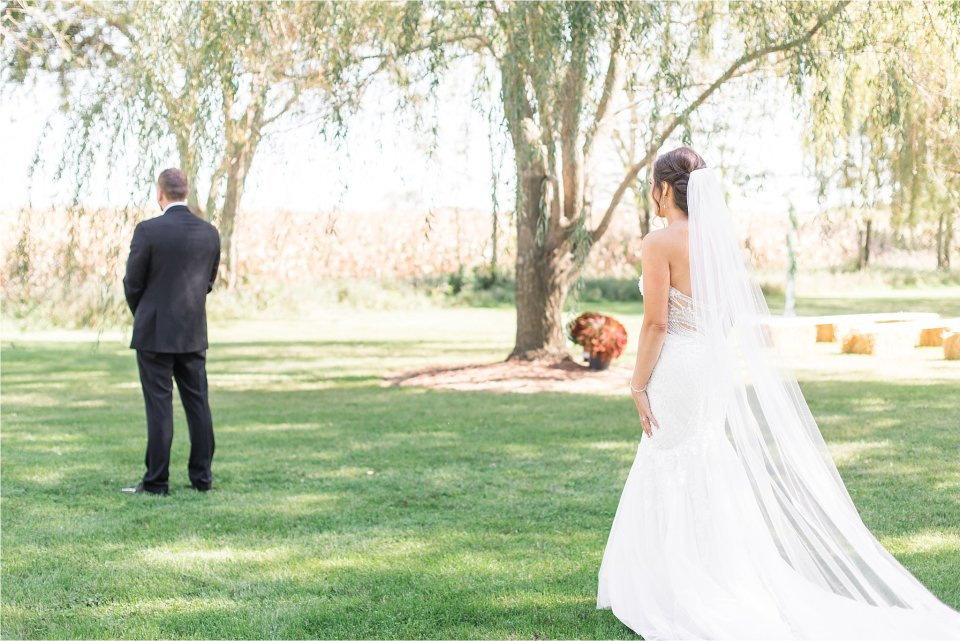 Yorkville Outdoor Wedding by Karen Shoufler