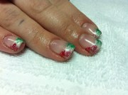 christmas karen's nails page