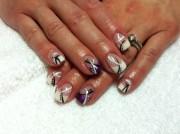 french tip karen's nails