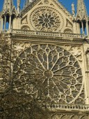 Rose window detail © 2014 Karen A. Johnson