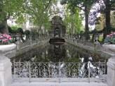 Medici fountain © 2014 Karen A. Johnson