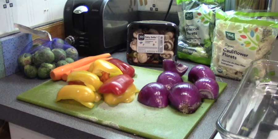 Roasting Veggies Without Oil