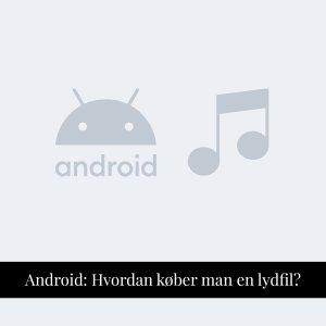 Karens Univers - Guides - Køb lydfil på Android