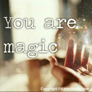 u r magic