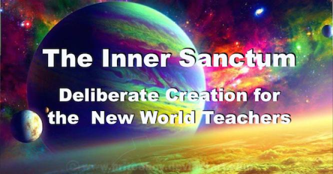 The Inner Sanctum Webinars