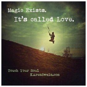KAren Swain Magic