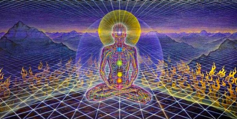 Alex Grey Light worker Shifting Realities Shifting Frequencies