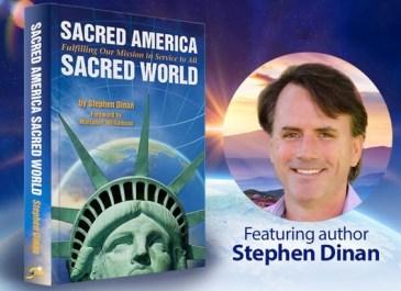 Stephen Dinan Sacred America Sacred World