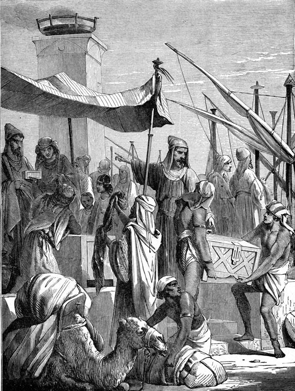 Babylon - Merchants of Babylon