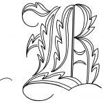 Fancy Letters of the Alphabet ~ Karen's Whimsy