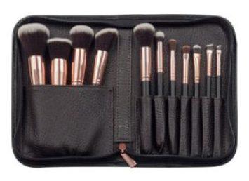 11-Piece Makeup Brush Set