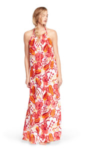 Lands' End Woven Maxi Cover Up Dress $120