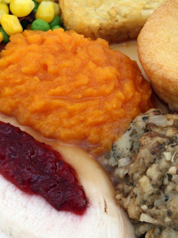 Thanksgiving Dinner - Yum!