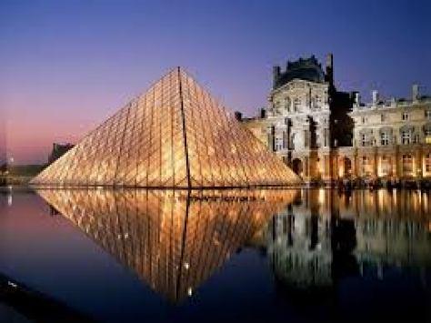 I M Pei Louvre